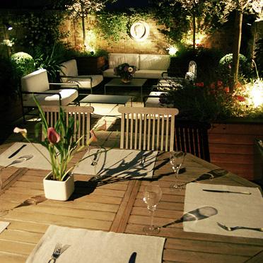 Electrical Matters Garden Lighting